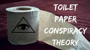 The toilet paper conspiracy is real.