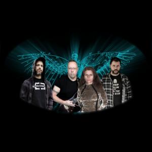 Icarus Machine: Ben, Bill, JennyK, and Jordi.