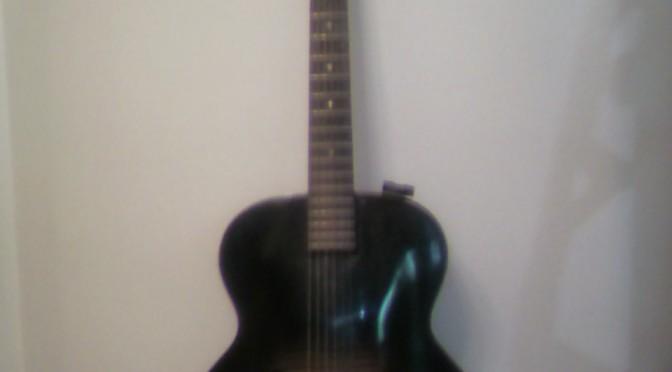 Monterey 6-string guitar